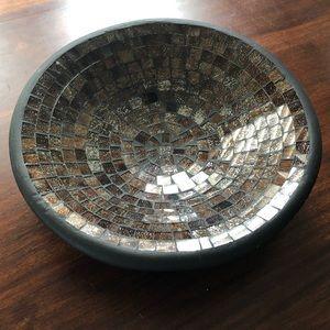 Other - Mosaic Decor Bowl